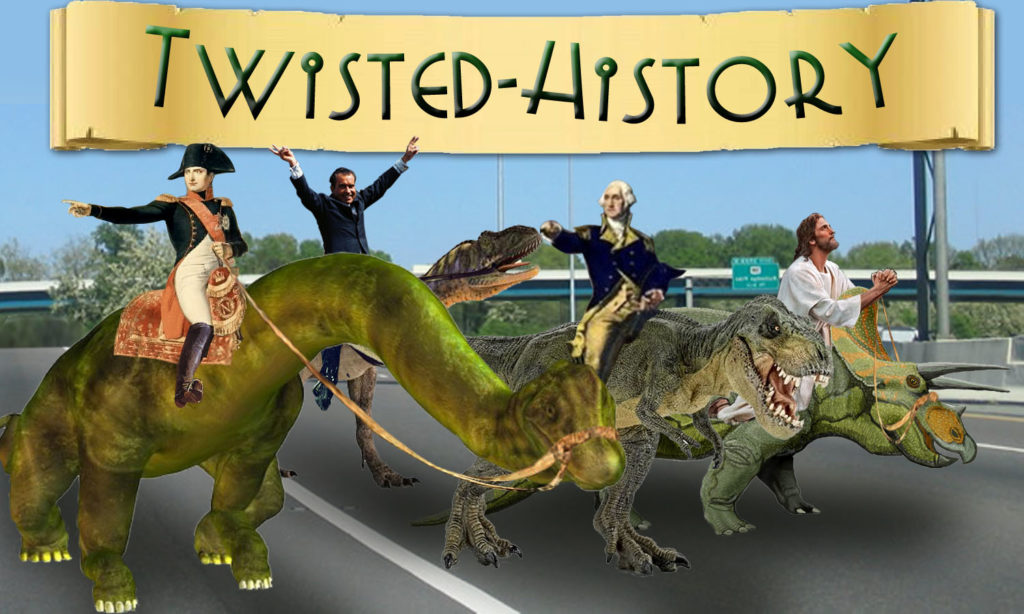 Twisted-History